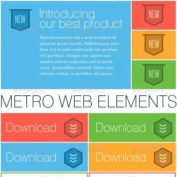 Metro Elements