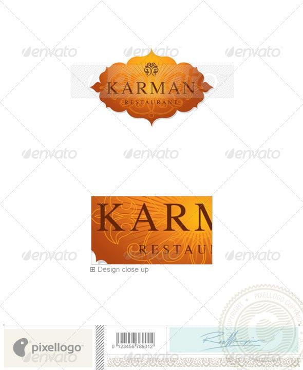 Restaurant Logo - 2338