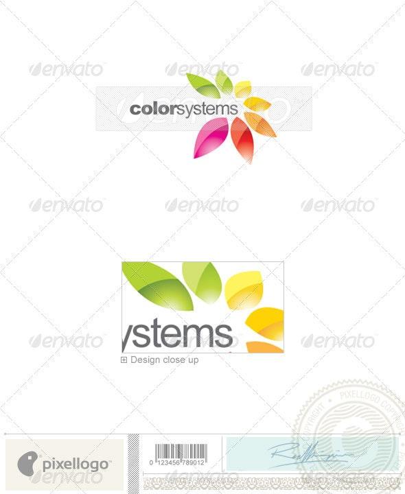 Printing Logo - 2311 - Nature Logo Templates