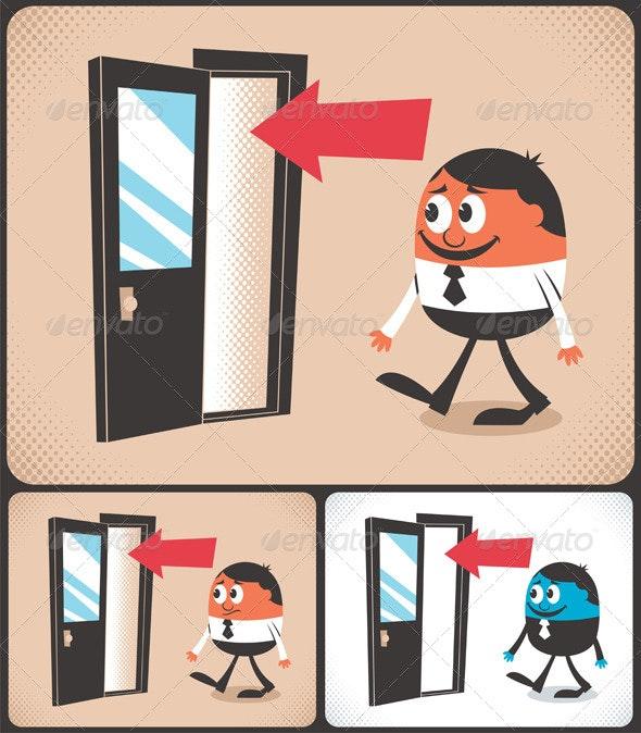 Entrance - Concepts Business