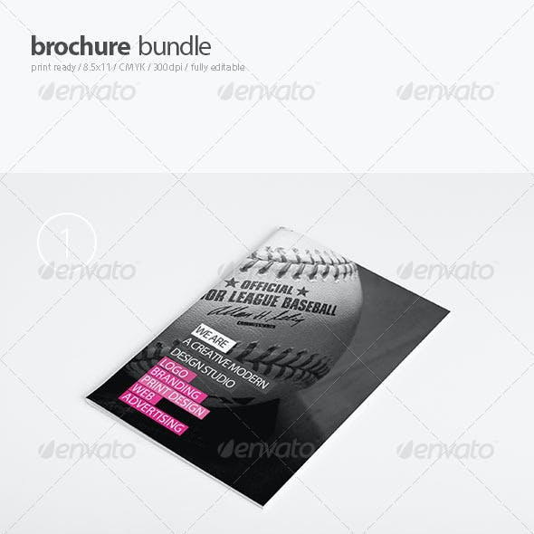 Brochure / Catalogue Bundle