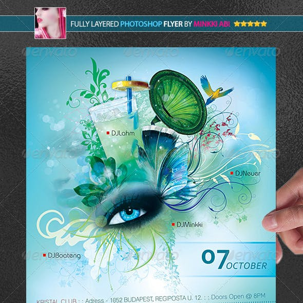Extravaganza Poster/Flyer