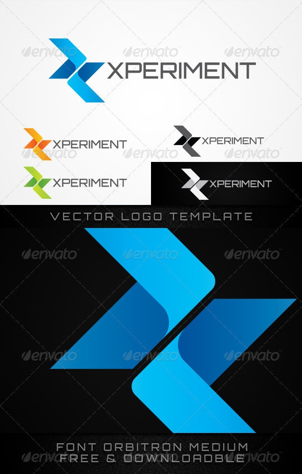 Xperiment - Vector Abstract