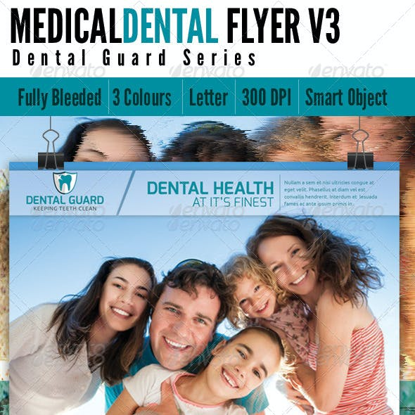 Medical Dental Flyer v3
