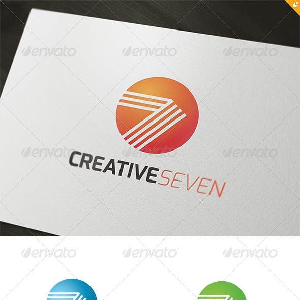 Creative Seven Logo