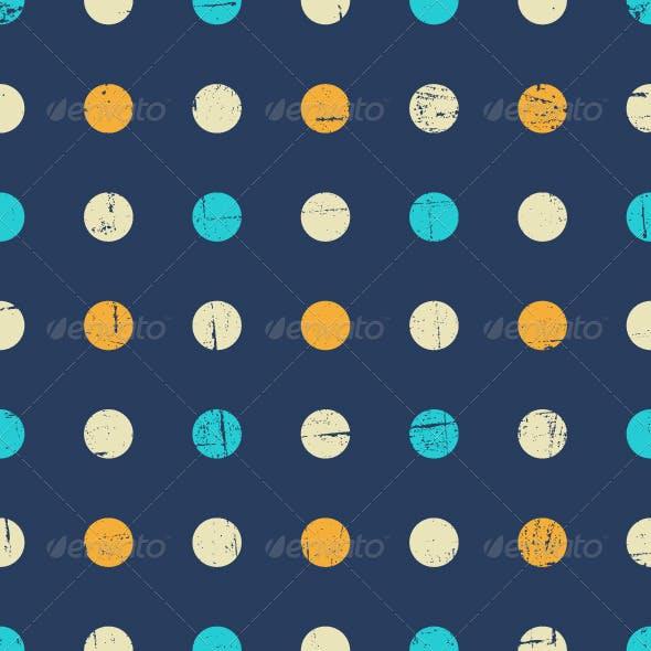 Seamless Polka Dot Pattern