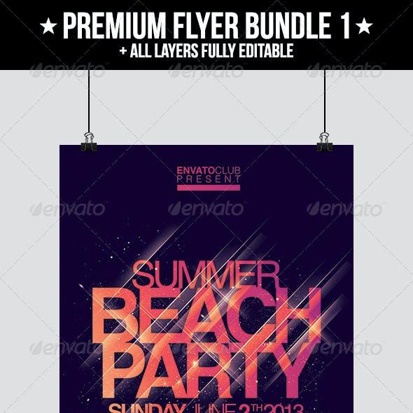 Premium Flyer Bundle 1