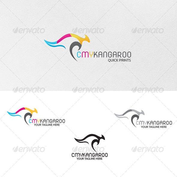 Download CMY-Kangaroo - Logo Template
