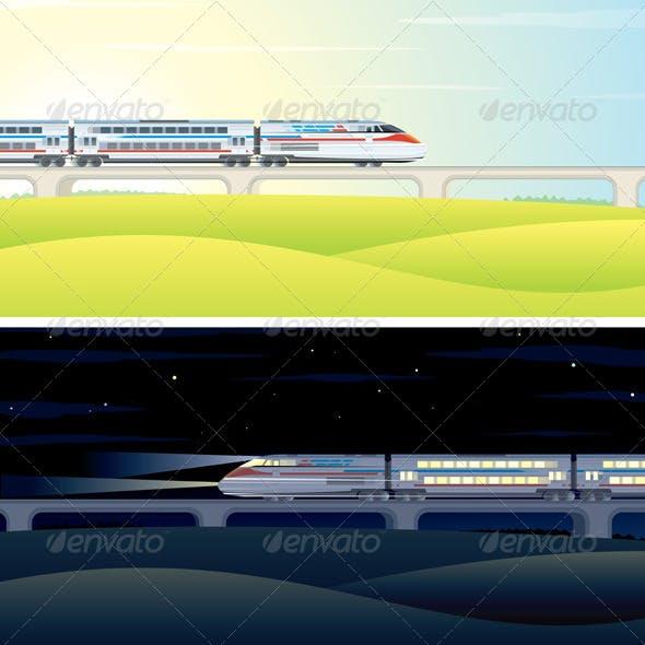 Train Landscape