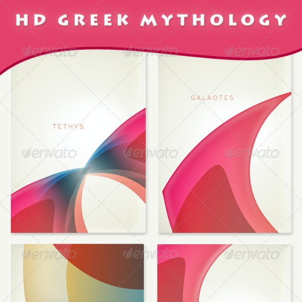 Mythological Background Object HD