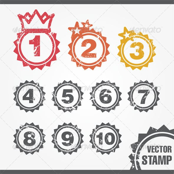 Vector Stamp for Ranking