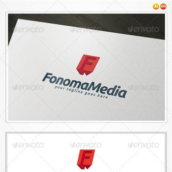 Fonoma Media Logo