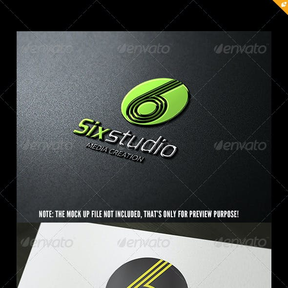 Six Studio Logo