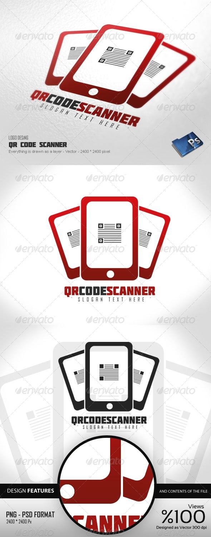 QR Code Scanner Logo - Logo Templates