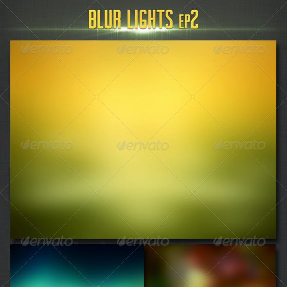 Blur Lights Backgrounds ep2