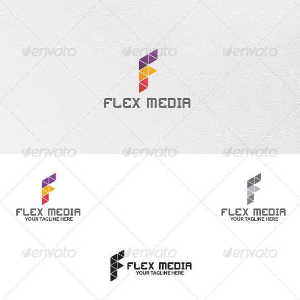 Letter F - Logo Template