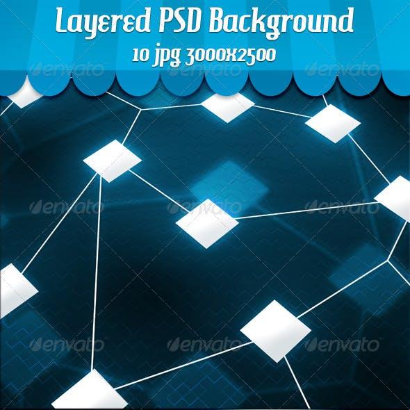 Network Backdrop Image
