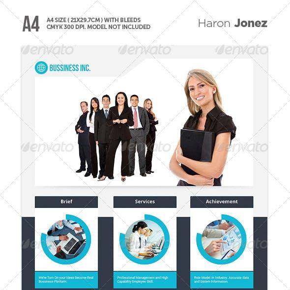 Business Flyer Vol 1