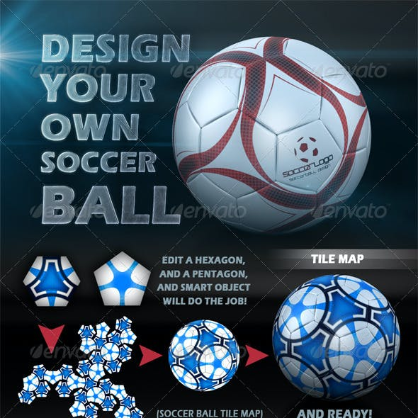 Soccer Ball Design Creator