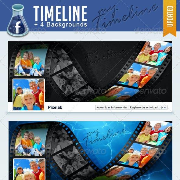 Fb Timeline camera photos