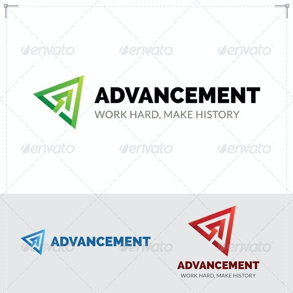 Advancement Logo