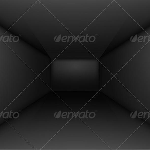 Black Empty Room