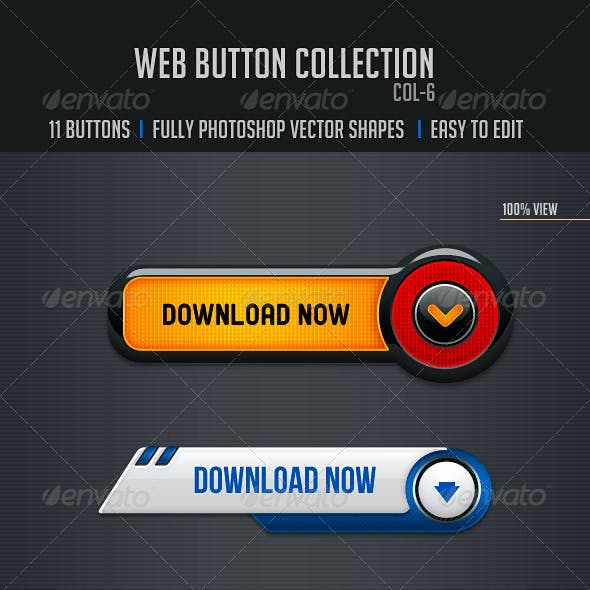 Web Buttons Col-6