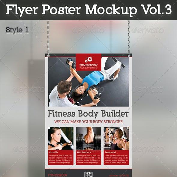 Flyer Mockup Vol.3