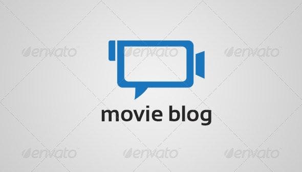 Movie Blog - Logo Templates