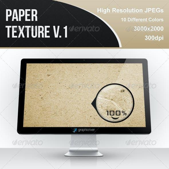 Paper Texture V.1