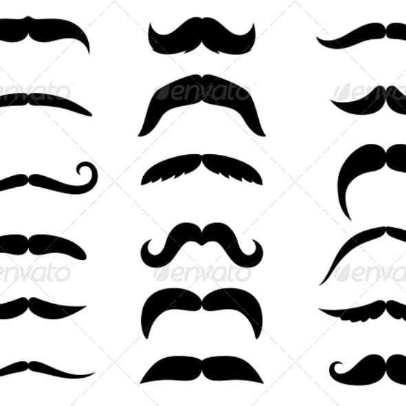 Black Mustaches