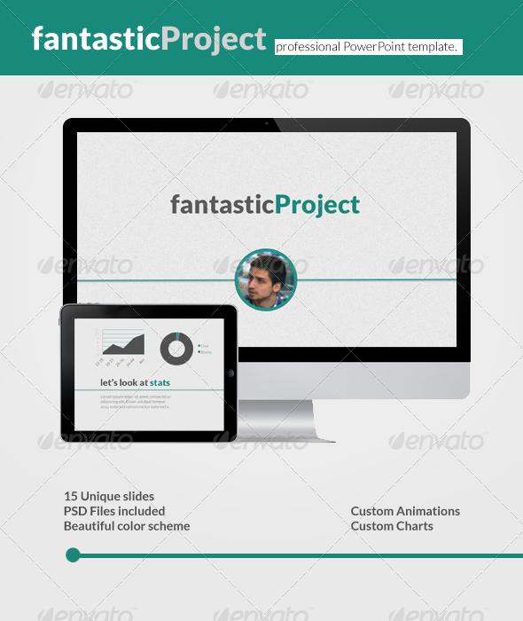 fantasticProject  - Presentation Templates