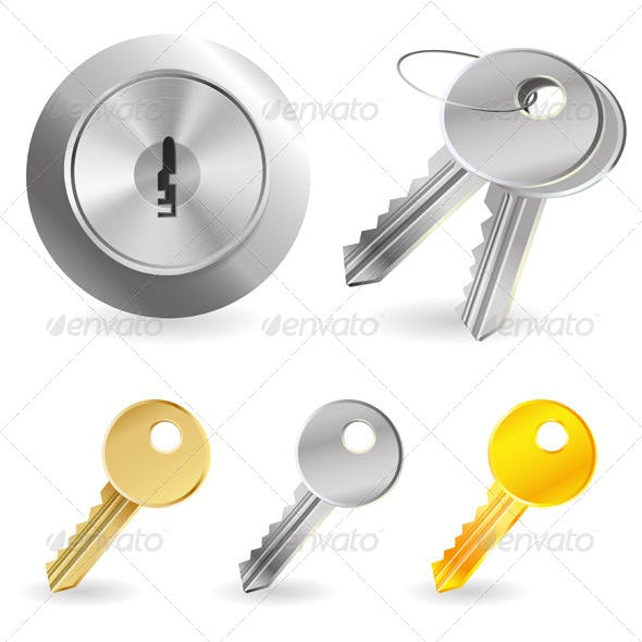 Vector Set with Keys and Lock