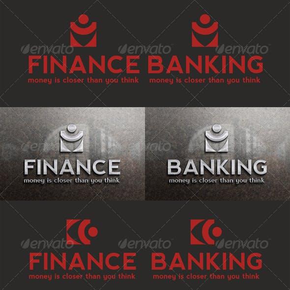 Finance & Banking Bold Logo