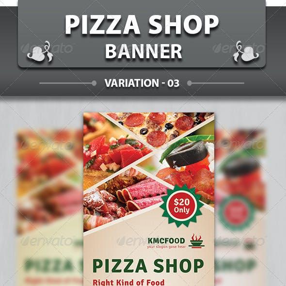 Restaurant Business Banner   Volume 2