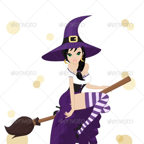 Beautiful Witch