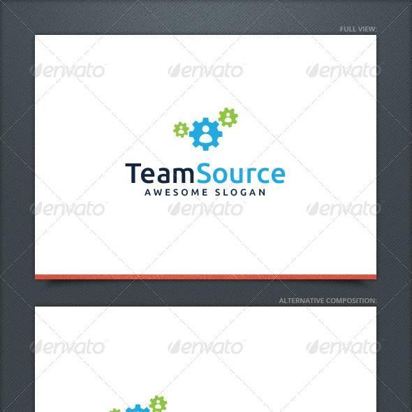 Team Source Logo Template