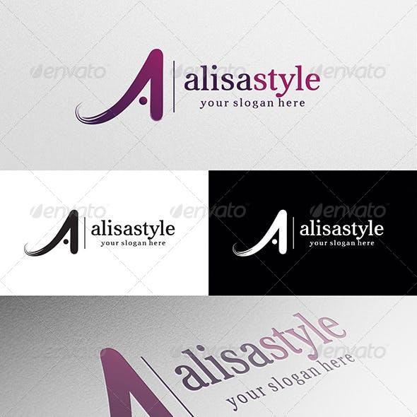 Alisa Style Logo