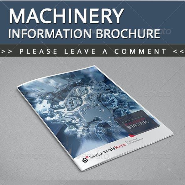 Machinery Information Brochure