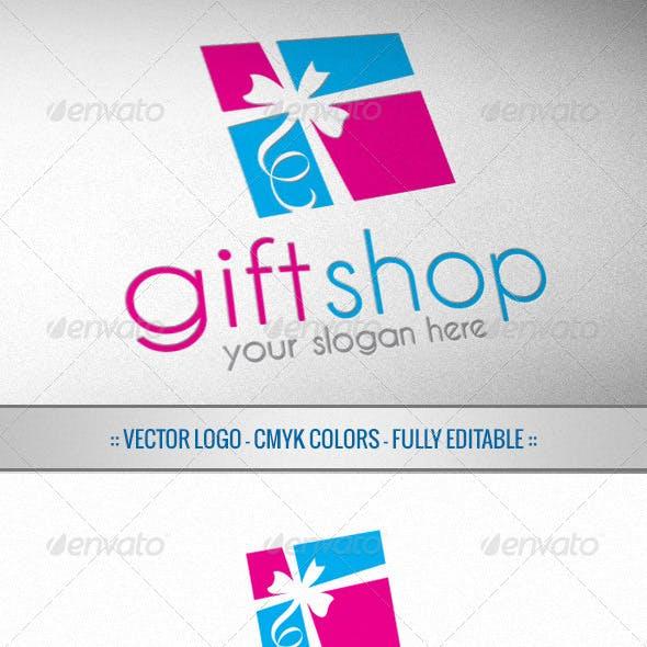 Gift Shop - Logo