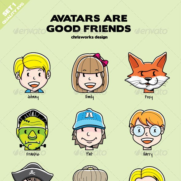 Avatars are Good Friends