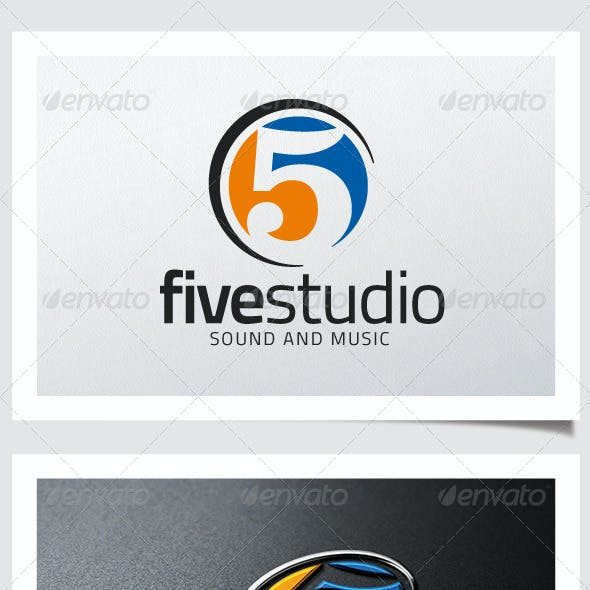 Five Studio Logo
