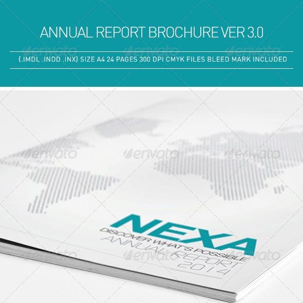 Annual Report Brochure Ver 3.0