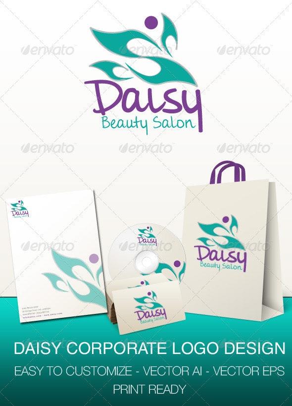 DAISY CORPORATE LOGO DESIGN - Symbols Logo Templates