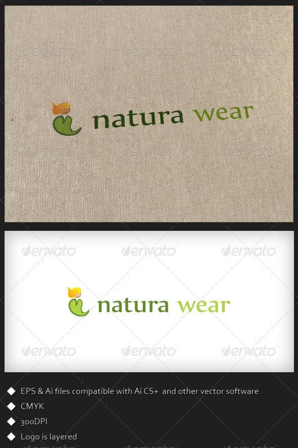 Natura Wear - Logo Template - Symbols Logo Templates