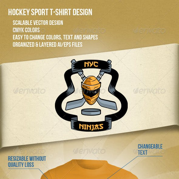 NYC Ninjas Hockey Team