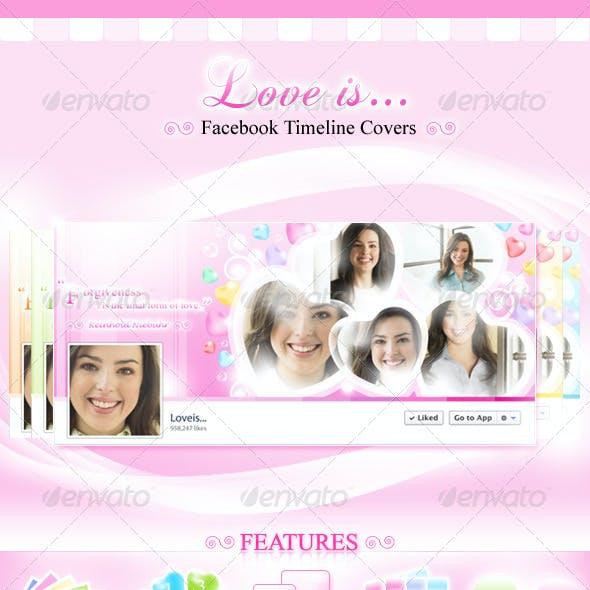 Loveis Facebook Timeline Covers