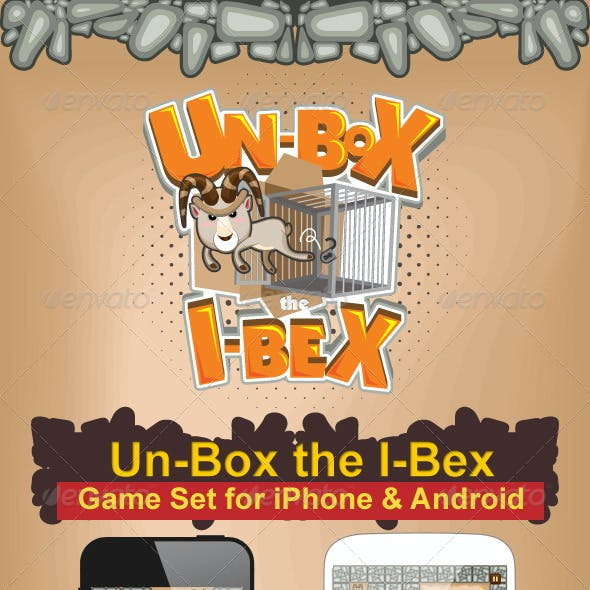 Un-Box the I-Bex Game Pack Bundle Set