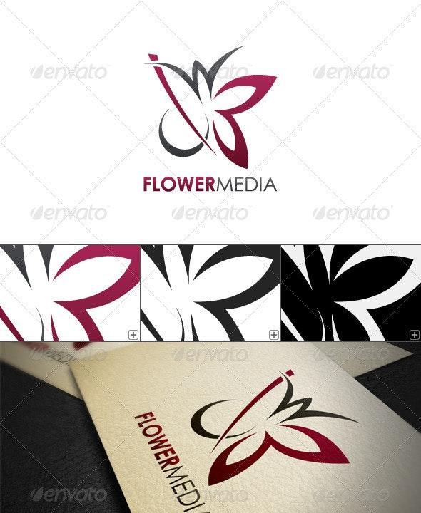 Flower Media - Vector Abstract