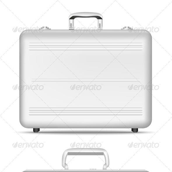 Silver Briefcases